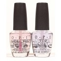OPI Nail Lacquer Base + Top Coat Kit