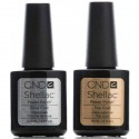 CND Shellac Base+Top coat Kit (Salon size)