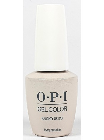 Naughty or Ice * OPI Gelcolor
