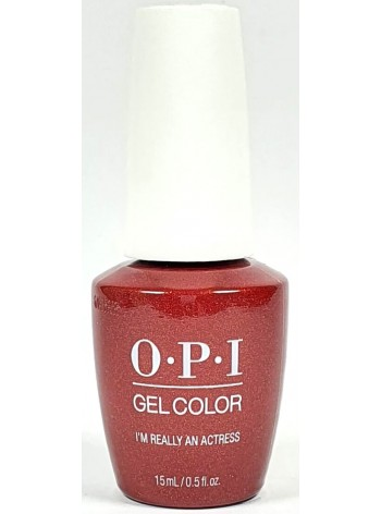 I'M Really An Actress * OPI Gelcolor