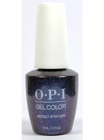 Abstract After Dark * OPI Gelcolor