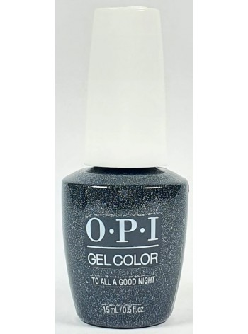 To All a Good Night * OPI Gelcolor
