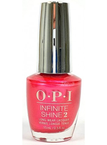 15 Minutes Of Flame * OPI Infinite Shine