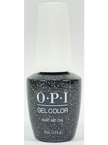 Heart and Coal * OPI Gelcolor