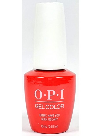 Emmy, Have You Seen Oscar? * OPI Gelcolor