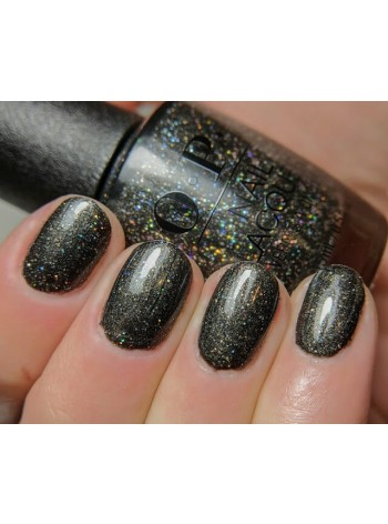 Heart and Coal * OPI Infinite Shine