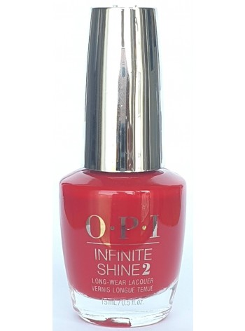 Red Heads Ahead * OPI Infinite Shine