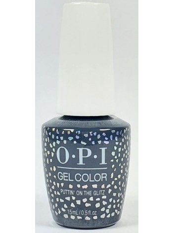 Puttin on the Glitz * OPI Gelcolor