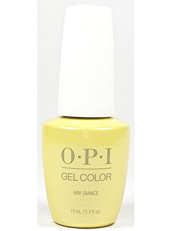Ray-diance * OPI Gelcolor