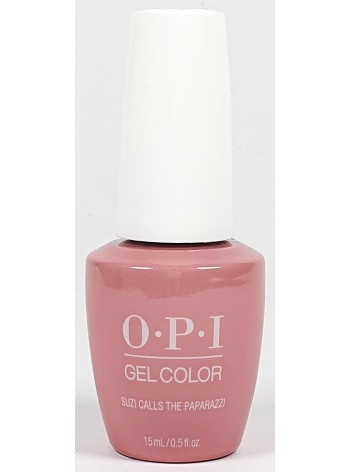 Suzi Calls The Paparazzi * OPI Gelcolor