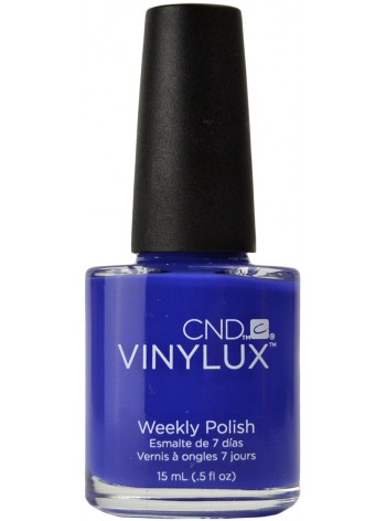 Blue Eyeshadow * CND Vinylux