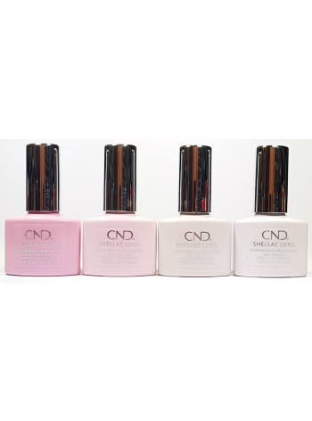 CND Shellac LUXE Rose Dream Kit