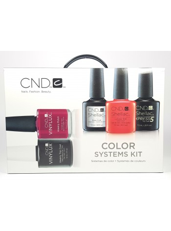 CND Color System kit
