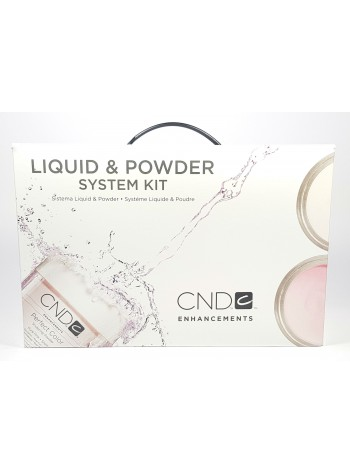 CND Liquid & Powder System Kit
