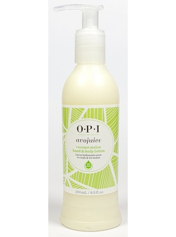 Coconut Melon * OPI Avojuice Lotion