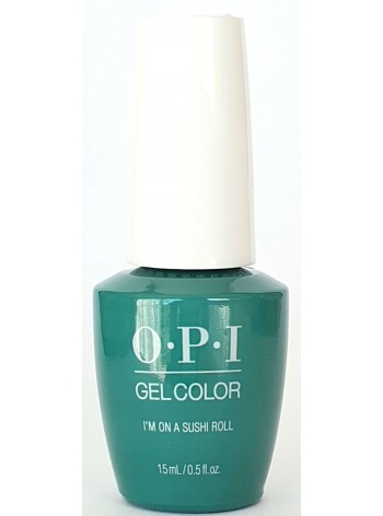 I'm On A Sushi Roll * OPI Gelcolor
