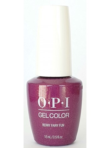 Berry Fairy Fun * OPI Gelcolor