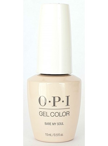 Bare My Sou * OPI Gelcolor