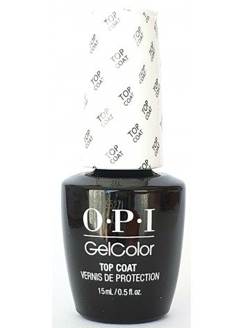 Top Coat * OPI Gelcolor