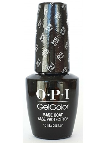 Base Coat * OPI Gelcolor