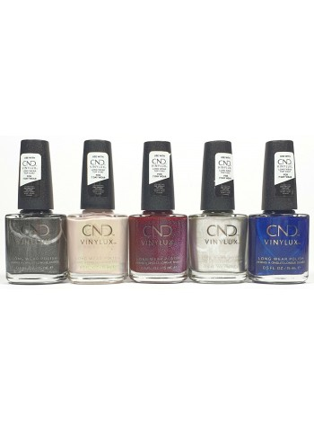 CND Vinylux Crystal Alchemy Collection