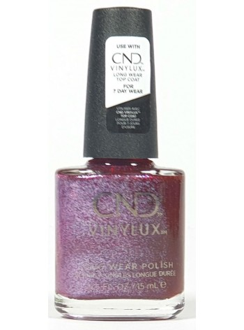 Rebellious Ruby * CND Vinylux