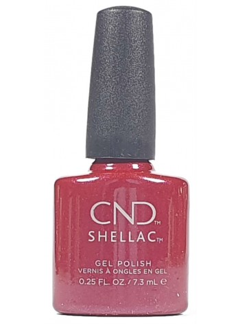 Rebellious Ruby * CND Shellac