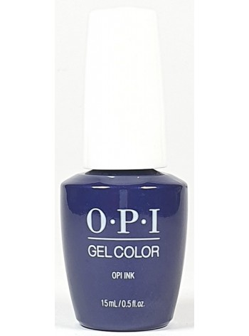 OPI Ink * OPI Gelcolor
