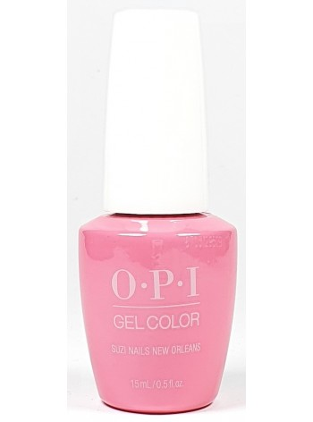 Suzi Nails New Orleans * OPI GelColor