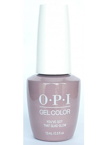 You've Got That Glas-glow * OPI Gelcolor