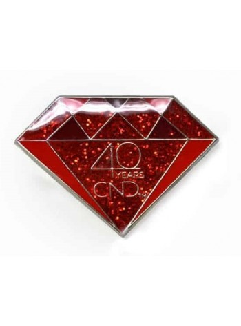 CND 40th Anniversary Enamel Pin