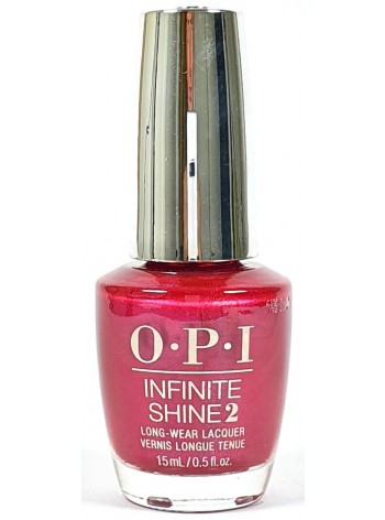 Merry in Cranberry * OPI Infinite Shine