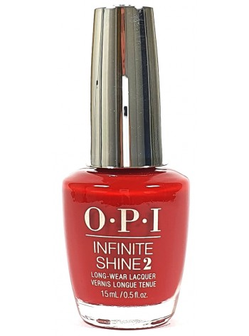 Red-y For the Holidays * OPI Infinite Shine