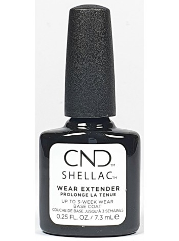 Wear Extender Base Coat * CND Shellac-7.3 ml