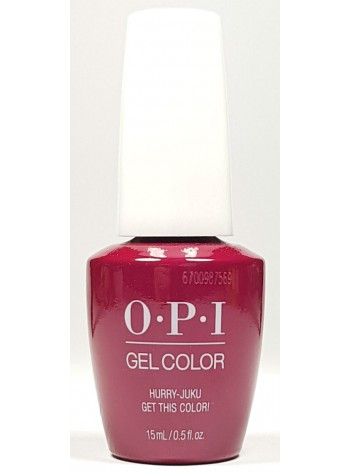 Hurry-Juku Get This Color! * OPI Gelcolor
