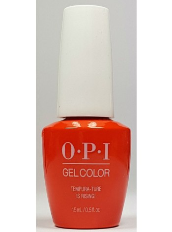 Tempura-Ture Is Rising * OPI Gelcolor