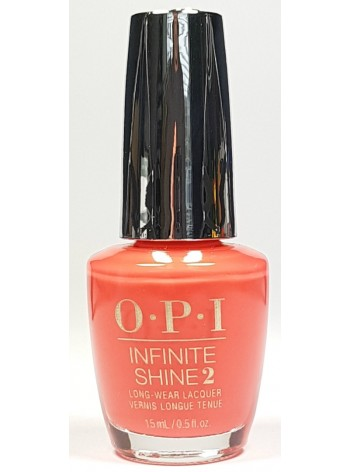Tempura-Ture Is Rising * OPI Infinite Shine