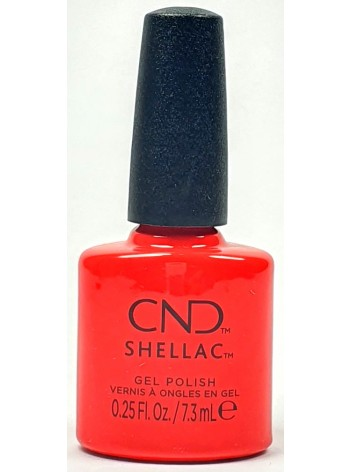 Sangria At Sunset * CND Shellac