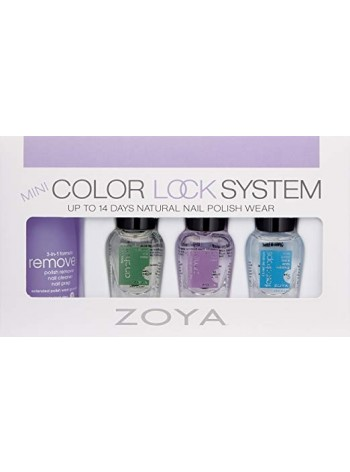 Zoya Mini Color Lock System