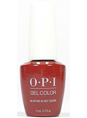 An Affair in Red Square * OPI Gelcolor