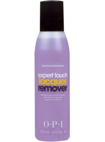 OPI Expert Touch Lacquer Remover-120 ml
