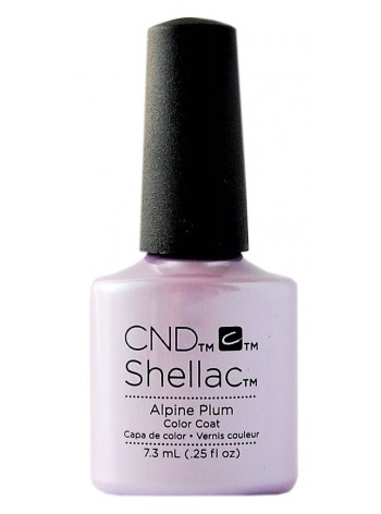 Alpine Plum * CND Shellac