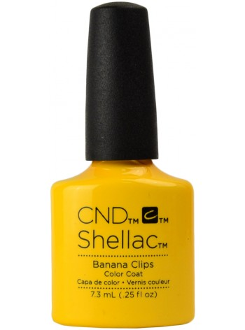 Banana Clips * CND Shellac
