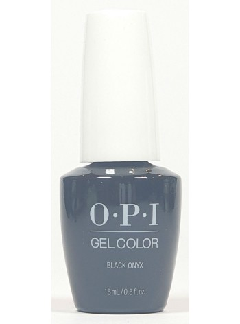 Black Onyx * OPI Gelcolor