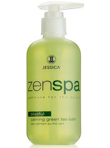 Blissful Green Tea Bath * Jessica ZENSPA