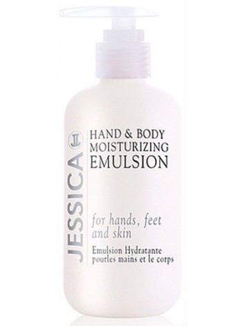 Jessica Hand & Body Moisturizing Emulsion