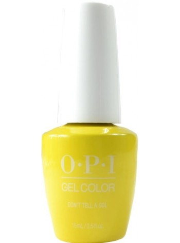 Don't Tell a Sol * OPI Gelcolor