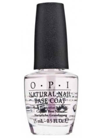 Base Coat * OPI Natural Nail