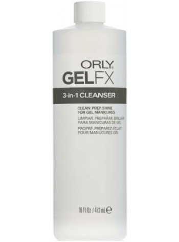 ORLY GEL FX 3-IN-1 Cleanser