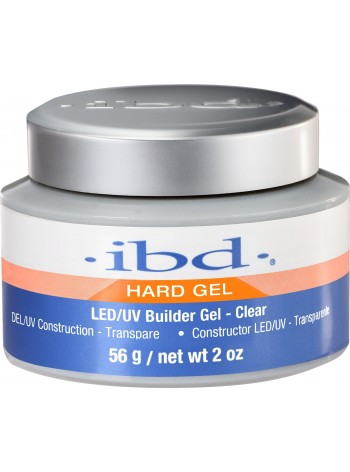 Clear Builder * IBD LED/UV Gels